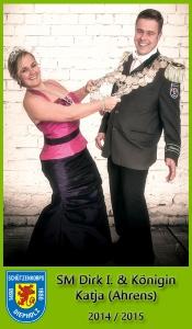 Dirk & Katja dunkelgrün