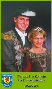 Lars I und Königen Ulrike (Engelhardt)